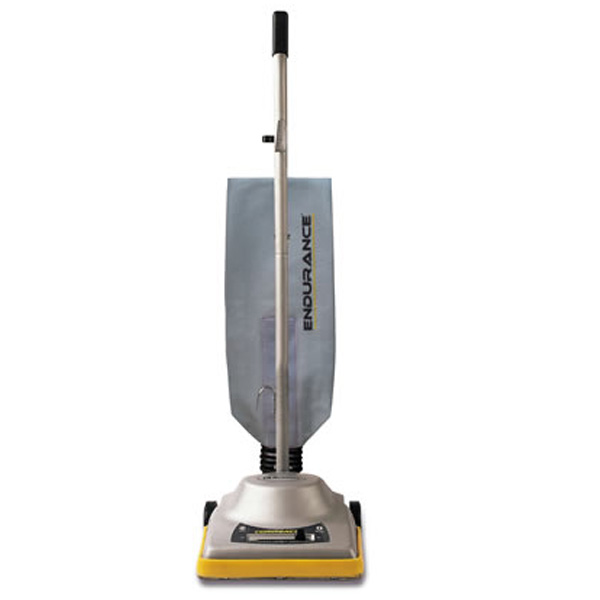 Koblenz: Endurance Commercial Upright Vacuum- 125CFM - 7.0 Amp - Zipper Bag