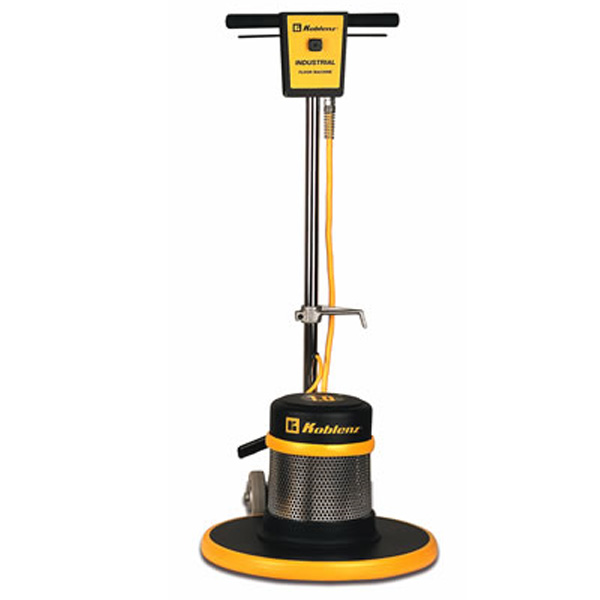 Koblenz TP-1710: 175rpm - 1.0Hp - 17in Floor Machine 120 volts