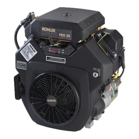 Kohler 20Hp Command Pro Horizontal Engine Electric Start CH20S PA-CH640-0027 SDMO