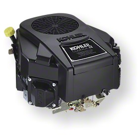 Kohler 22hp Courage Vertical Twin Cylinder Engine SV715-3001 (Discount Shipping)