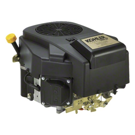 Kohler 27hp Courage Pro Vertical Twin Cylinder Engine SV840-3001 (Discount Shipping) KT745-3031 CRUSHED PLASTIC HOUSING All Sales Final