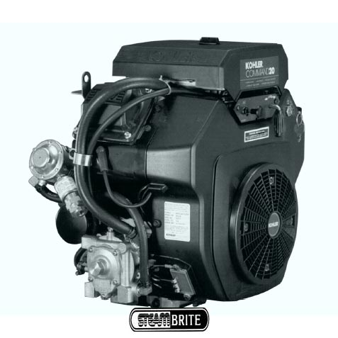 Kohler 20hp Command Pro Engine Horizontal Propane Pa Ch730