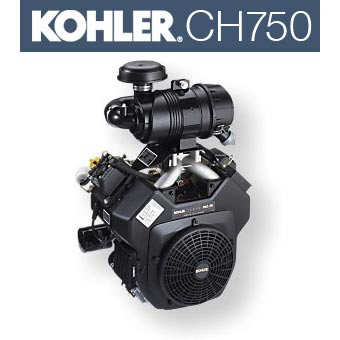 Kohler 30hp Command Pro Horizontal Engine PA-CH750S-3005  CH750-3005