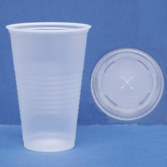 10OZ CONEX TRANSLUCENT COLD CUPS