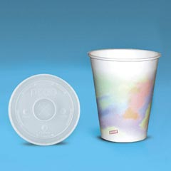 Dixie DIX12FPAC COLD CUP,PAPER,POLY COATED,12OZ