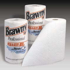 BRAWNY PROFESSIONAL ROLL TOWEL