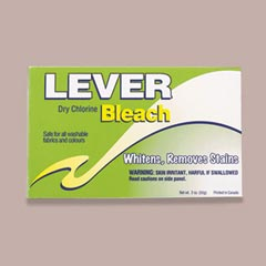 CHLORINE BLEACH,LEVER,BOXED,VEND