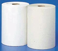 ROLL TOWEL NATURAL - 350FT.