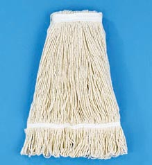 Unisan: 24 Oz Cotton Web Fantail Mop Head--Case of 12
