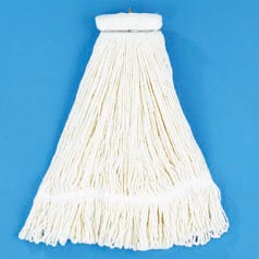 Unisan: 24 Oz Cotton Lieflat Mop Head (case of 12)