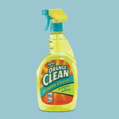 ORANGE CLEAN PRO GLASS CLEANER