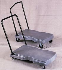 TRIPLE TROLLEY-400LB. CAP.