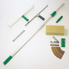 WINDOW CLEANING KIT, PRO