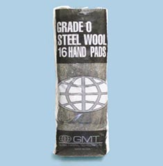 #0 16 Pad SLV Steel Wool