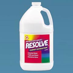 Reckitt Benckiser REC 97161 RESOLVE Concentrated Carpet Extraction Cleaner Case 12 /800 ML