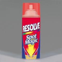 Reckitt Benckiser REC 00706 RESOLVE SPOT MAGIC STAIN REMOVER Case of 12 Arsl 22oz cans RAC00706CT