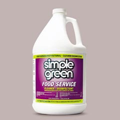 Food Service Disinfectant Cleaner 4/1gal Discontinued