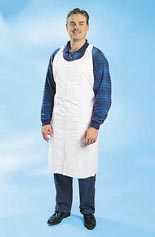 Disposable Apron GLX390  32X50  100 units