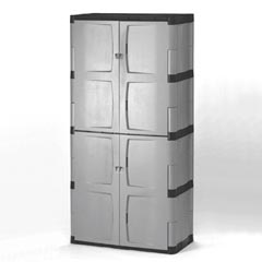 Rubbermaid: Heavy Duty FULL DOUBLE DOOR UTILITY CABINET