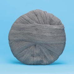 17in 0 Grit Radial Steel Wool Floor Pad