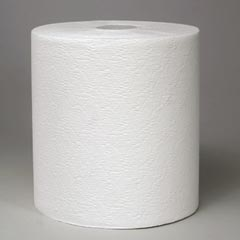 Kimberly Clark: KLEENEX HARD ROLL TOWEL,WHITE