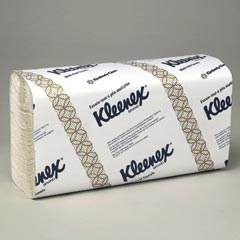 Kimberly Clark: KLEENEX MULTI-FOLD TOWEL,WHITE