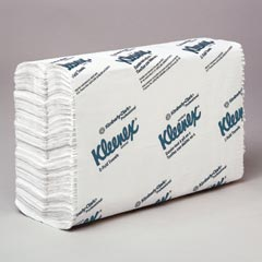 Kimberly Clark: KLEENEX C-FOLD TOWELS,WHITE