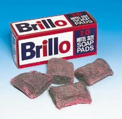 Brillo Hotel Soap Pads