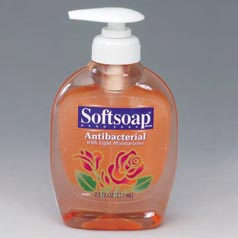 SOFTSOAP ANTIBACTERIAL 12/7.5OZ