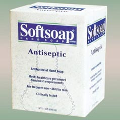Softsoap CPC01926 LIQUID SOAP,SUPER SOAP ANTISEPTIC Case 12