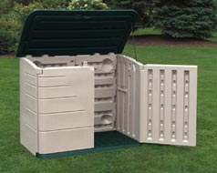 Shed Storage Lrg Horizontal 32CU.FT. (RHP3747)