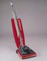 "Eureka: 12"" Sanitaire 6.5 amp Upright vacuum cleaner"