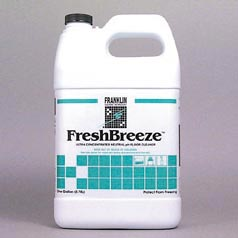 Franklin FRESHBREEZE FLOOR CLEANER 4/1GL Case
