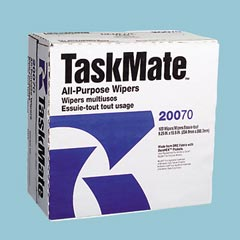 TASKMATE WIPER,1-PLY,POP-UP