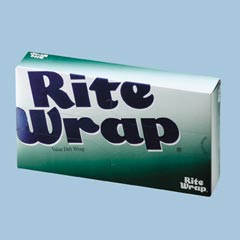Dixie DELI WRAP,MED,15in X10-3/4in, RITE-WRAP