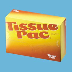 TISSUE PAC BAKERY TISSUES 8X10 3/4