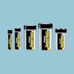 Energizer Industrial AA 24-PACK