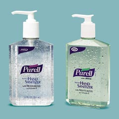 Purell GOJ9652 Hand Sanitizer 12 - 8oz Case GOJ965212CT  FACTORY BACKORDER 30+ DAYS