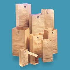 Heavy Duty Paper Bag Kraft 10
