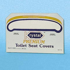 Fresh Products KRYSTAL SEAT COVERS 10/250 CT