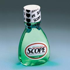 SCOPE-MINT 180/1.5 OZ.