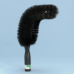 Unger UNGPIPE 11in Curved Pipe Brush for Pole