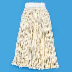 Unisan: 16 oz Cotton Mop Head (Case of 12)