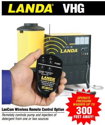 Karcher Additional Remote Box Assy Time Delay For Vng