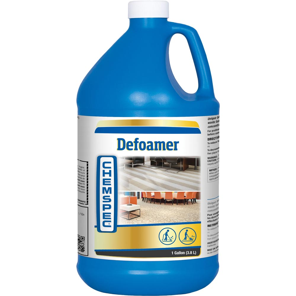 Chemspec C-LD4G Liquid Defoamer 4/1 Gallon Case