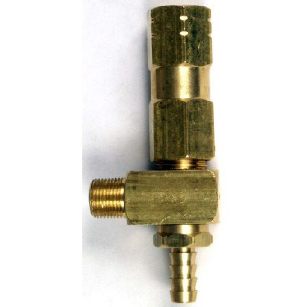 Little Giant PR1000psi: Pressure Relief Valve 1000 psi X 1/2 Mip (High Pressure Models) #PR1000