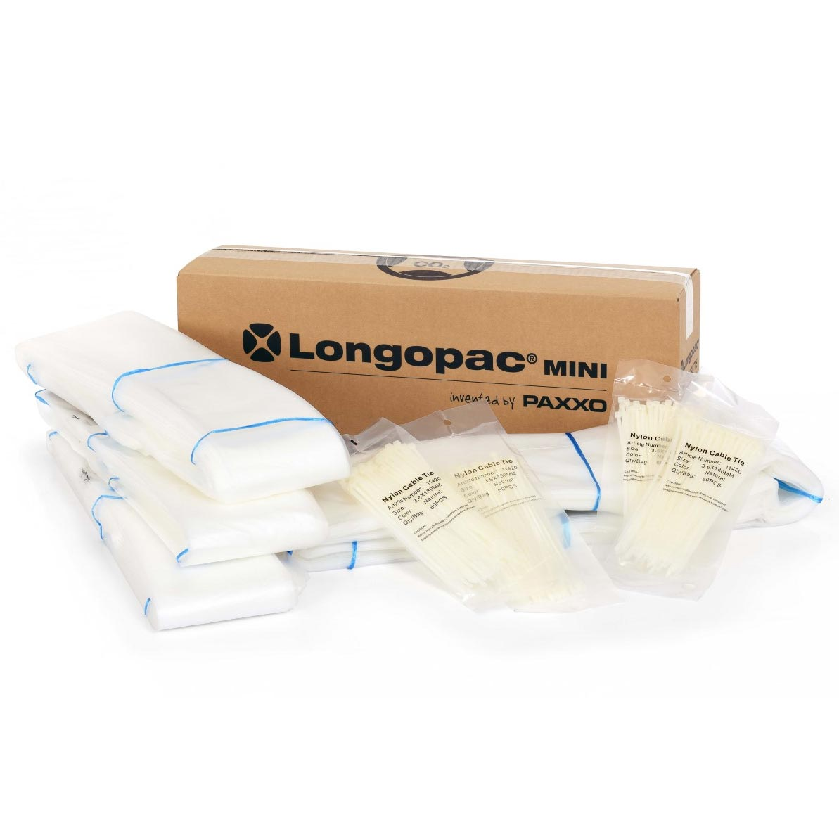 Ermator Longopac 4 Pack Refill 1376013 590429201 10-590429201 Freight Included