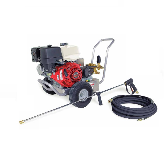 Karcher KHD 3.0/27 G 9.807-719.0 Shark Aluminum ETL/UL Gas Cold Pressure Washer 3Gpm 2700psi 9.807-735.0 SHD