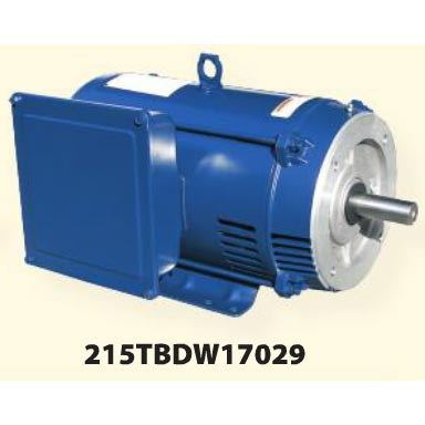 Marathon Electric 10 Hp Motor 230 V 215TCZ Frame 3 Phase 44 Amps 151 lbs 1800 RPM 215TBDW17029