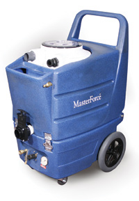MasterBlend MasterForce MF503 13gal 500psi Dual 2 Stage Vacs Carpet Cleaning Machine with hose set and wand chemicals (Free Shipping)
